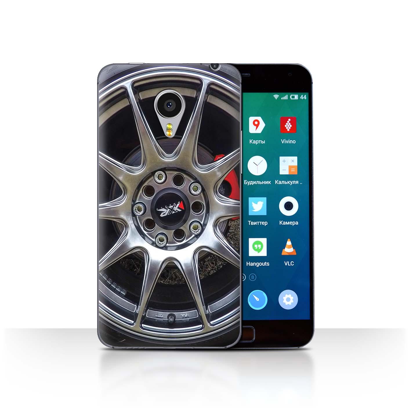 STUFF4-Back-Case-Cover-Skin-for-Meizu-MX4-Pro-Alloy-Wheels