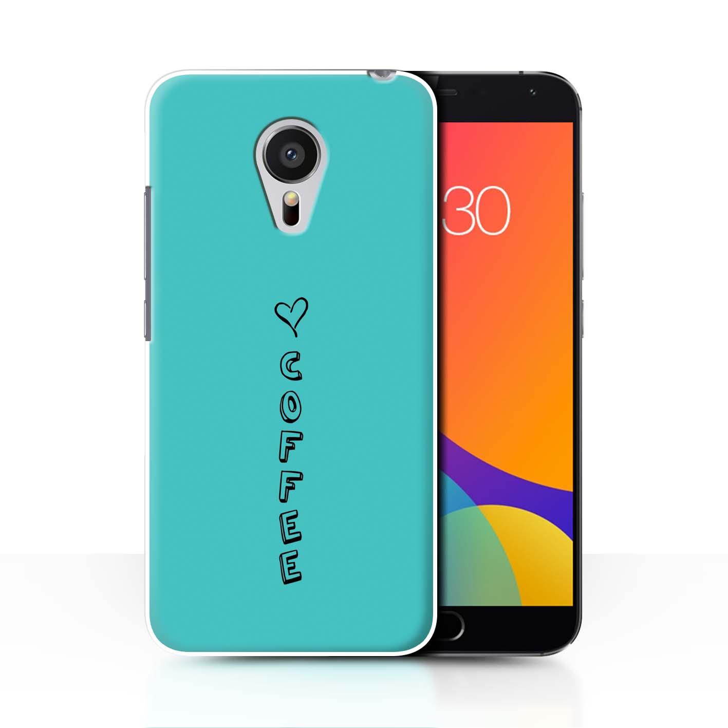 Stuff 4 teléfono caso/cubierta trasera para Meizu MX5/Corazón Xoxo