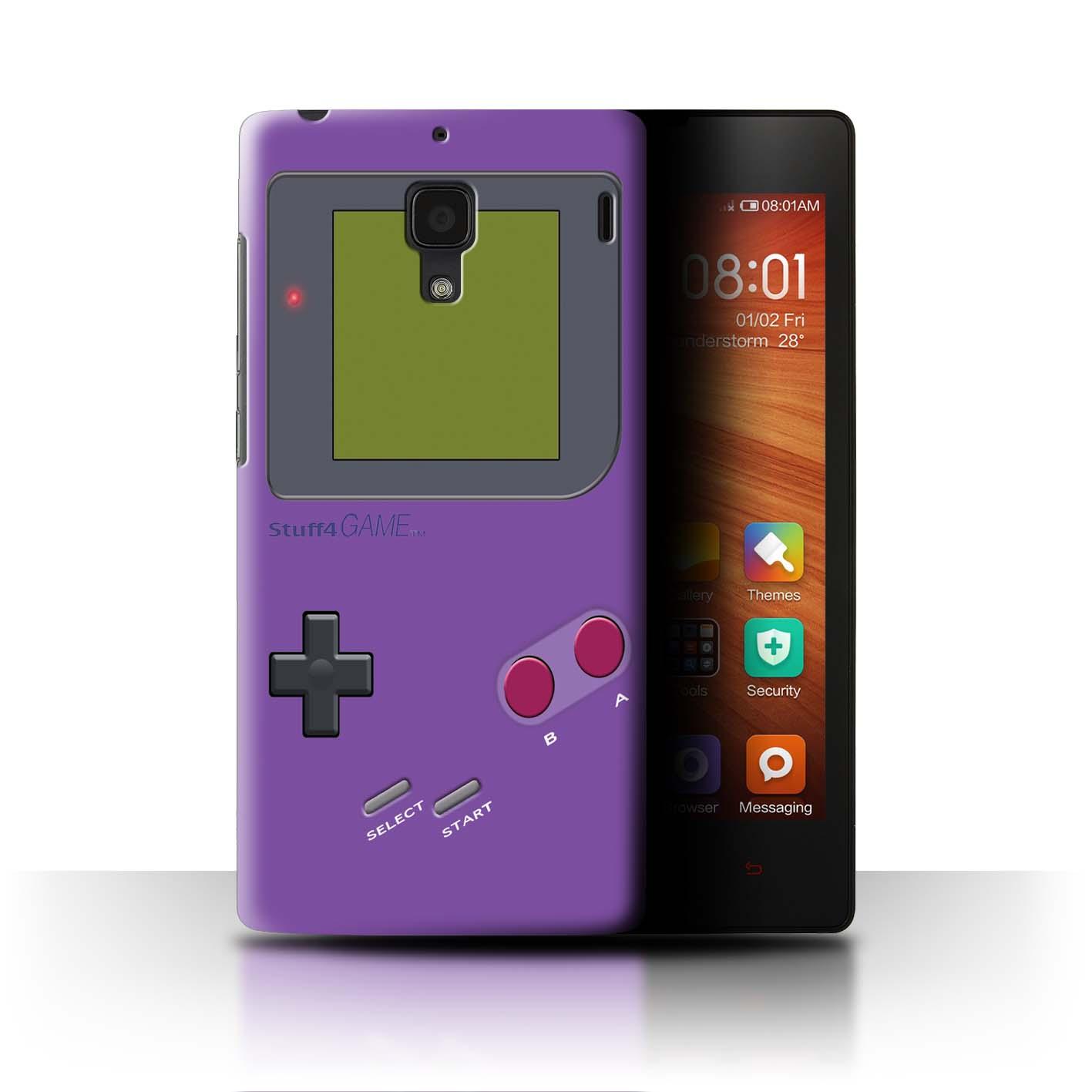 STUFF4-Back-Case-Cover-Skin-for-Xiaomi-Redmi-1S-Video-Gamer-Gameboy
