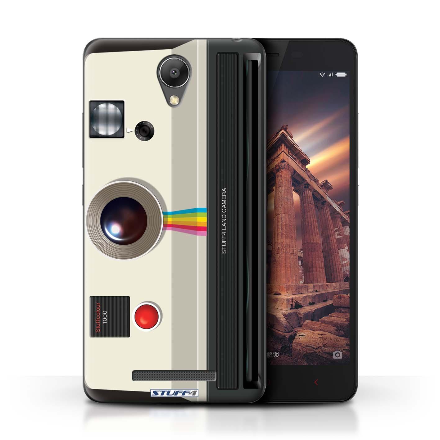 STUFF4 Back Case Cover Skin For Xiaomi Redmi