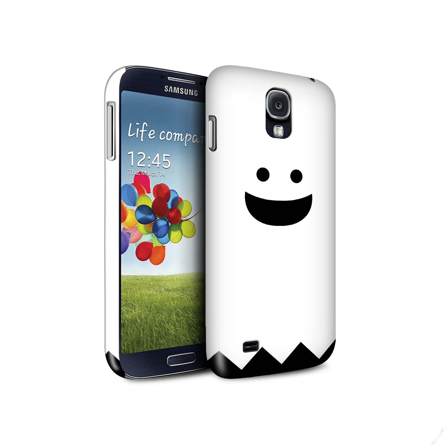 STUFF4-Matte-Phone-Case-for-Samsung-Galaxy-S4-SIV-Halloween-Character