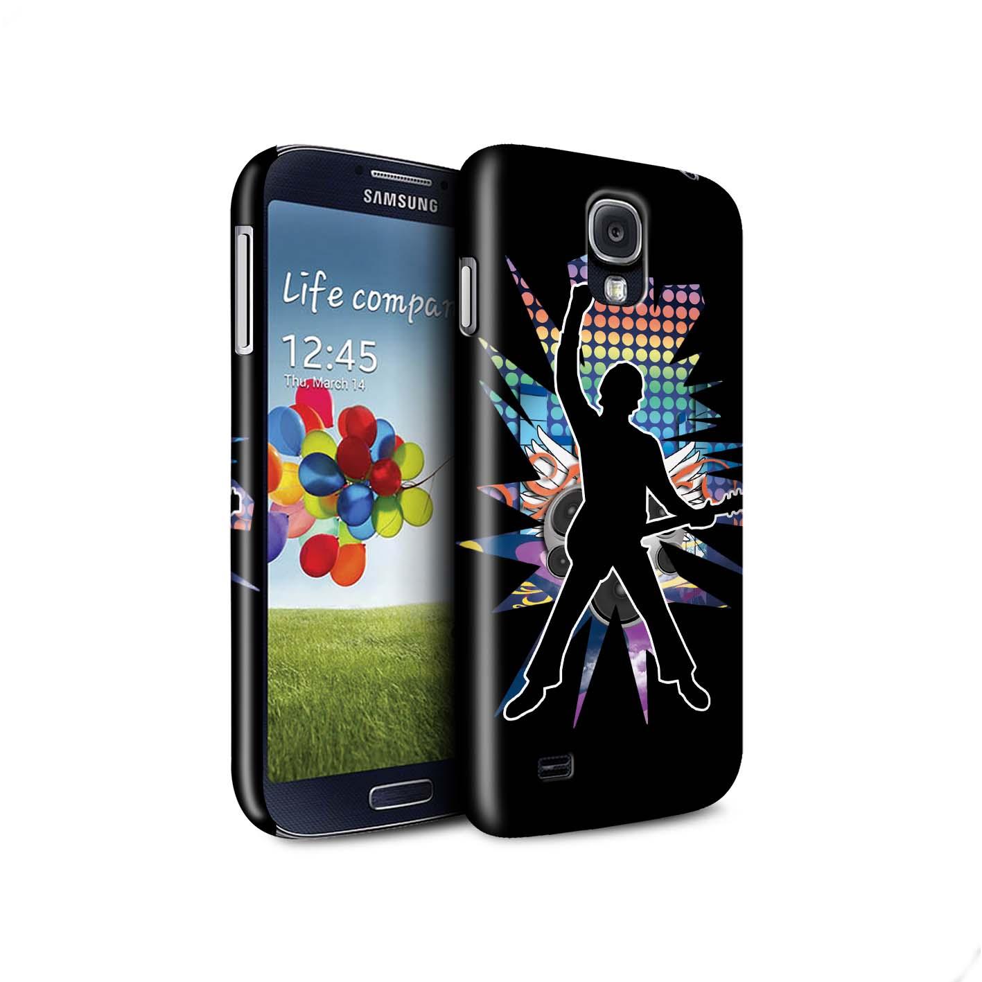STUFF4-Matte-Phone-Case-for-Samsung-Galaxy-S4-SIV-Rock-Star-Pose