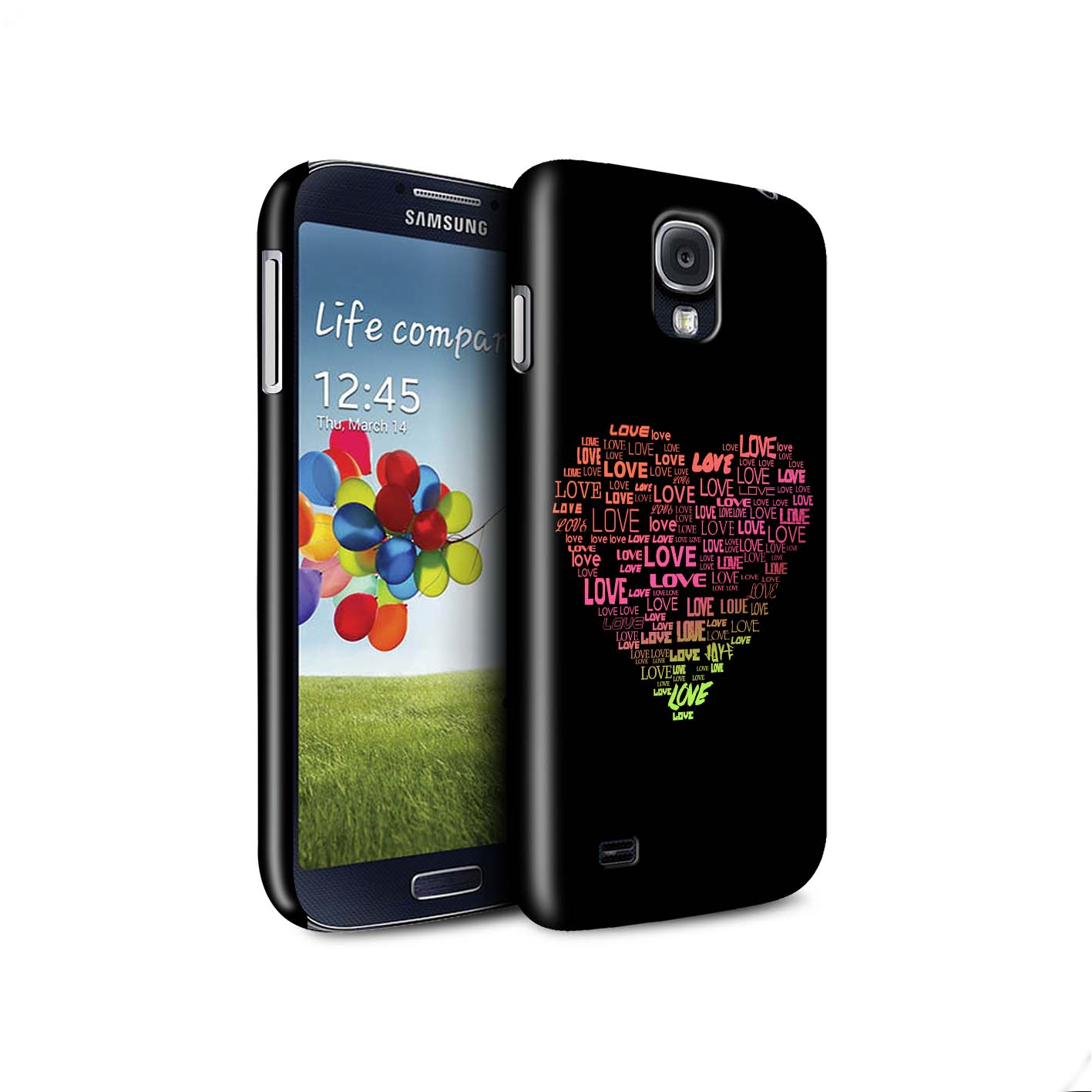 STUFF4-Matte-Phone-Case-for-Samsung-Galaxy-S4-SIV-Valentine-Heart