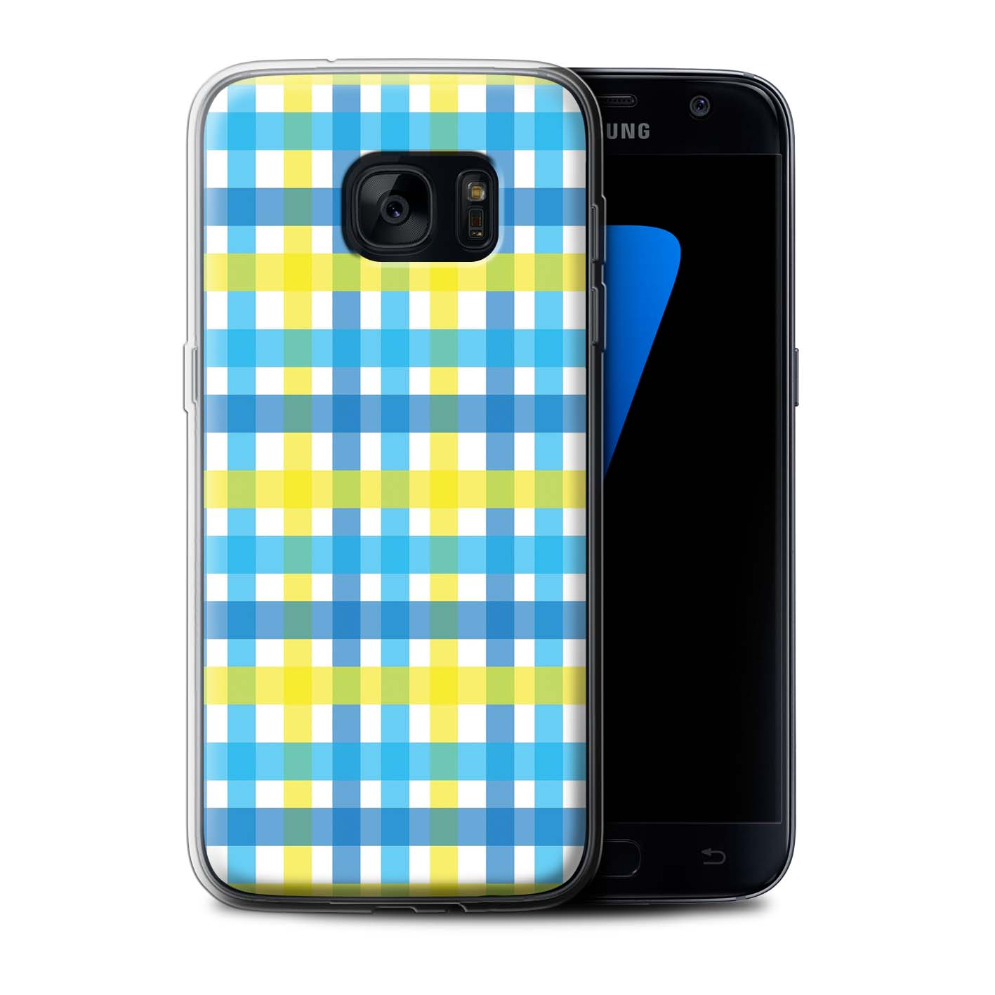 STUFF4-Gel-TPU-Case-Cover-for-Samsung-Galaxy-S7-G930-Yellow-Fashion