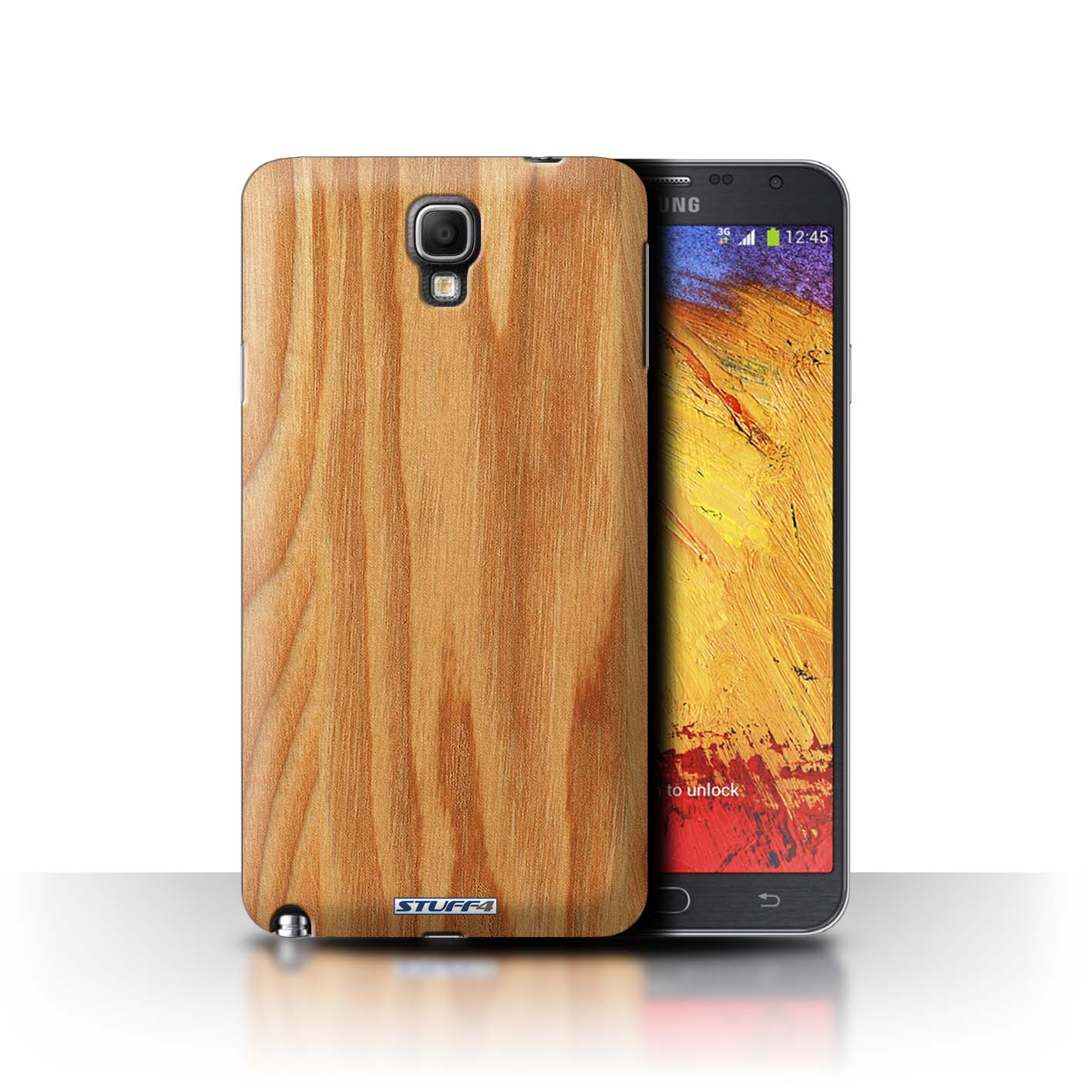 STUFF4 Back Case Cover for Samsung Galaxy Note