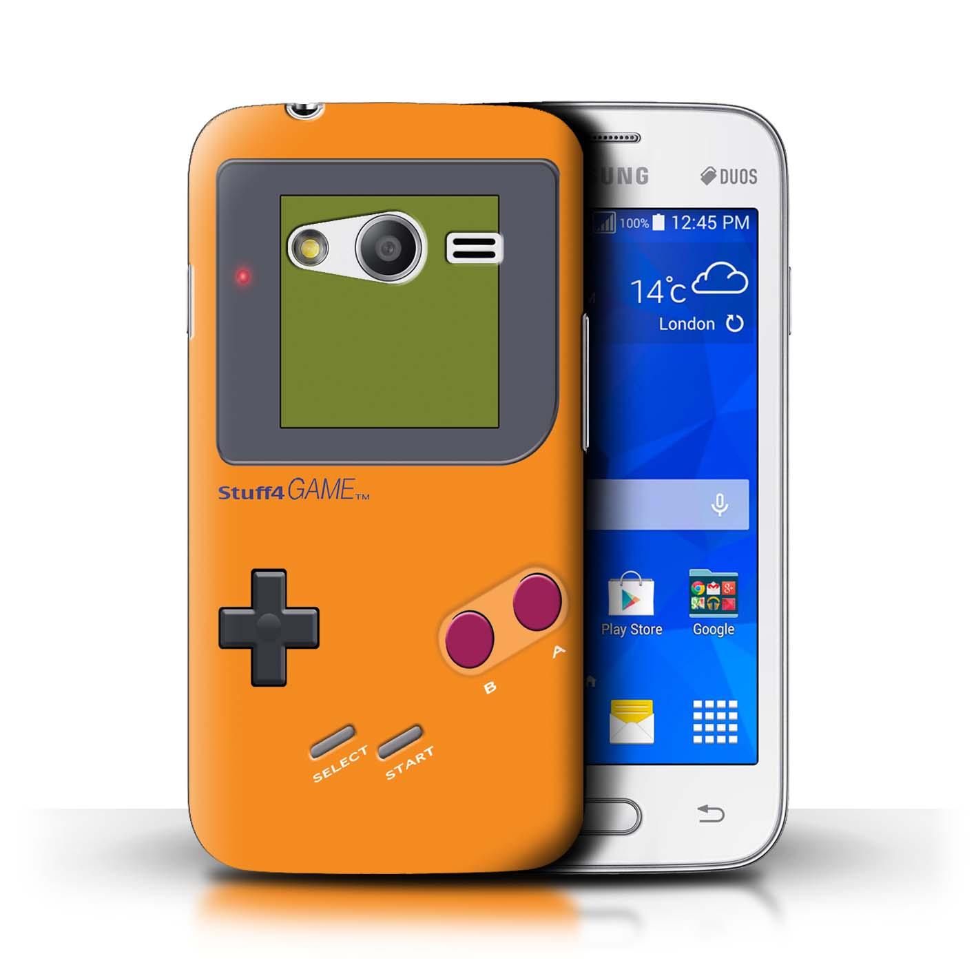 STUFF4-Back-Case-Cover-Skin-for-Samsung-Galaxy-V-G313-Video-Gamer-Gameboy