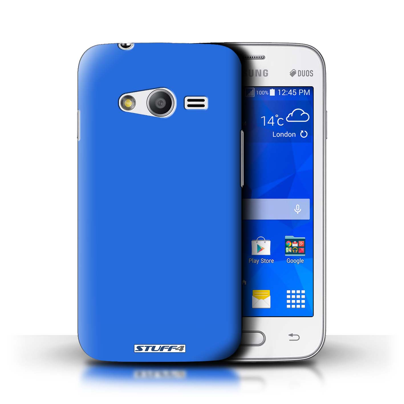 Stuff4 Back Case Cover Skin For Samsung Galaxy V Plus G318 Colours