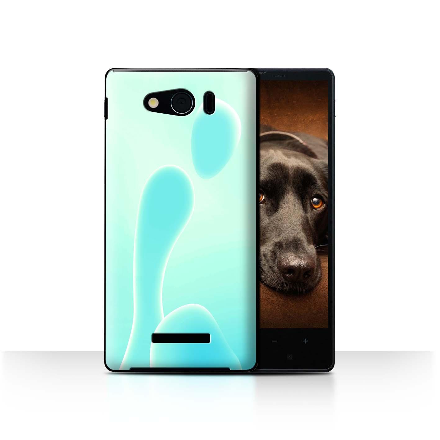 STUFF4-Back-Case-Cover-Skin-for-Sharp-Aquos-Xx-Mini-303SH-Lava-Lamp