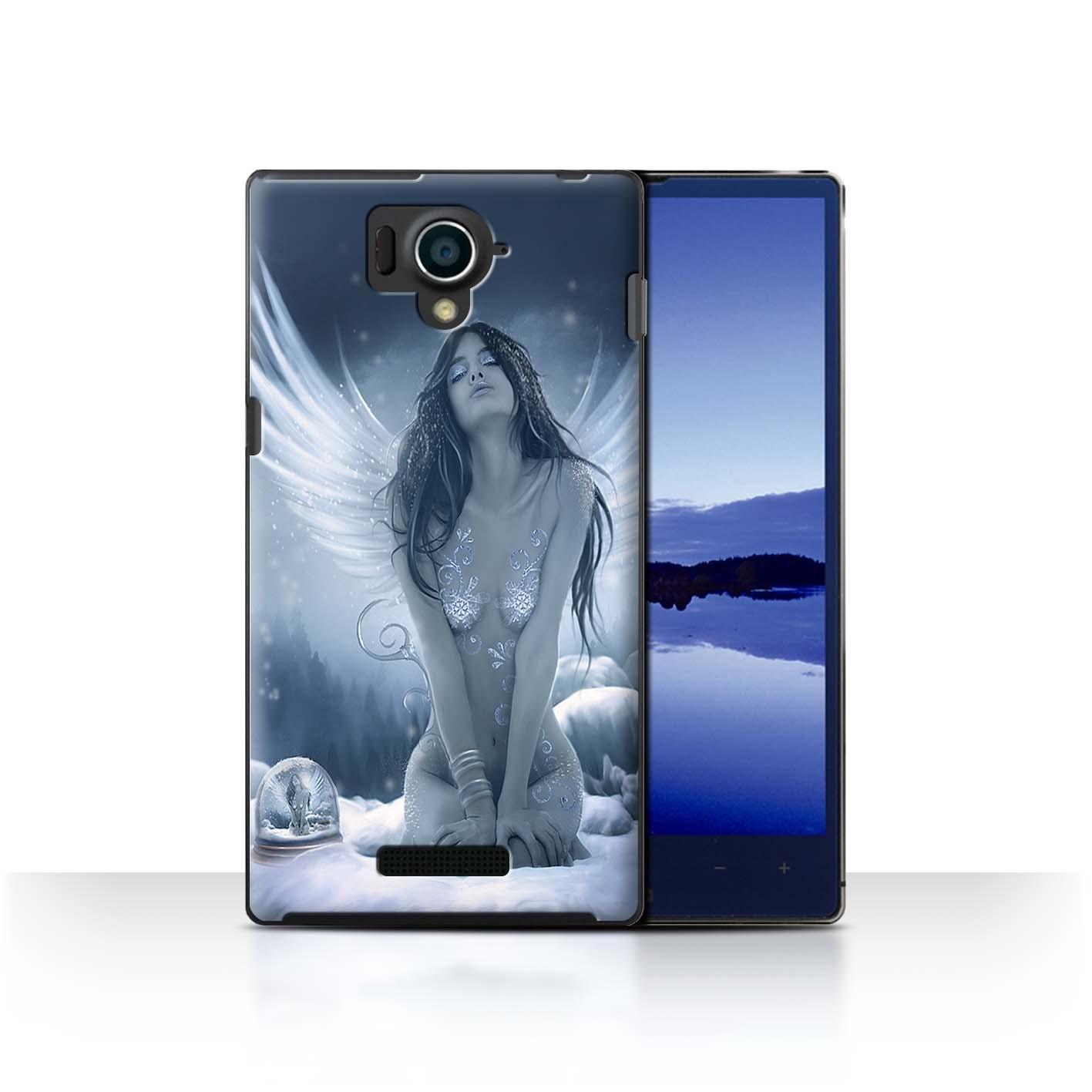 Official-Elena-Dudina-Case-for-Sharp-Aquos-Xx-304SH-Fantasy-Angel