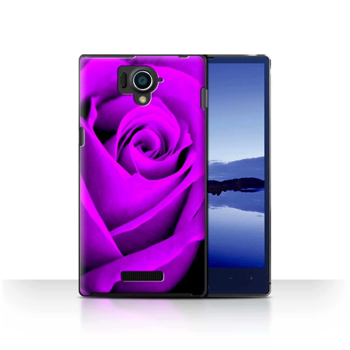 STUFF4-Back-Case-Cover-Skin-for-Sharp-Aquos-Xx-304SH-Rose