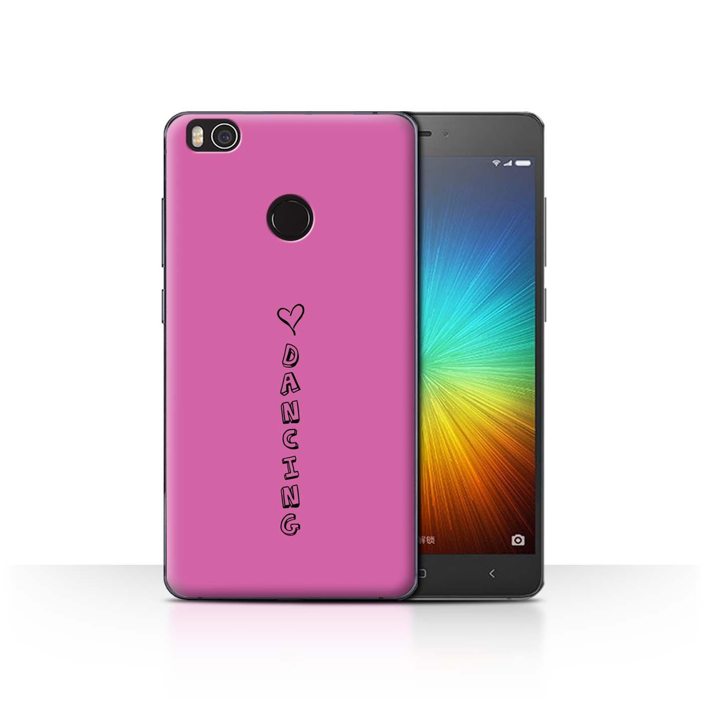 Stuff 4 teléfono caso/cubierta trasera para Xiaomi Mi 4S/Corazón Xoxo