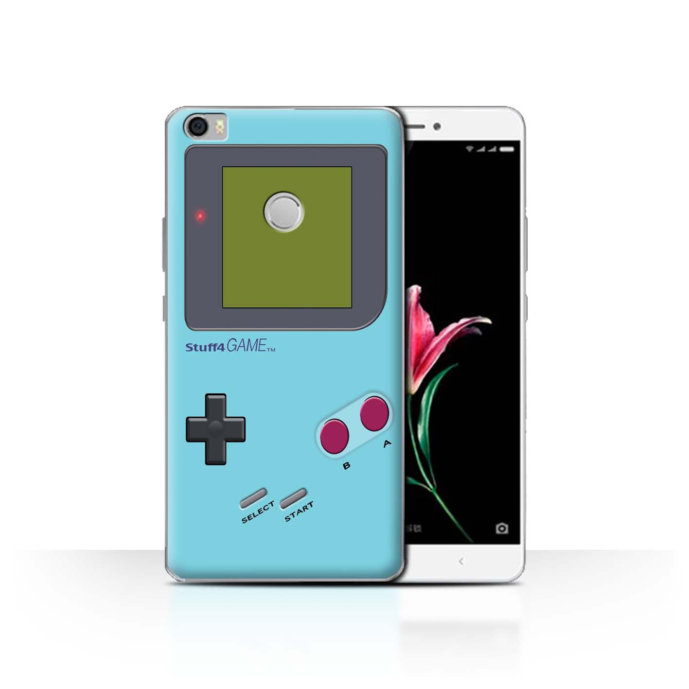 Stuff4-Huelle-Case-Backcover-fuer-Xiaomi-Mi-Max-Videogamer-Gameboy